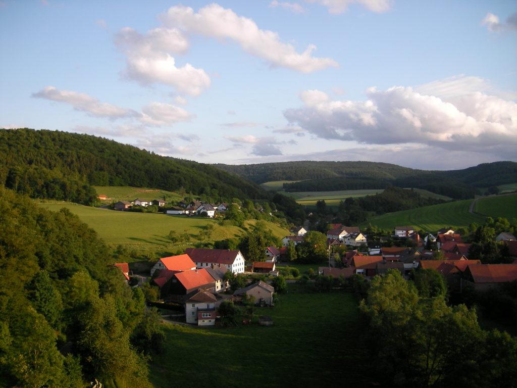Klippe Benkhausen