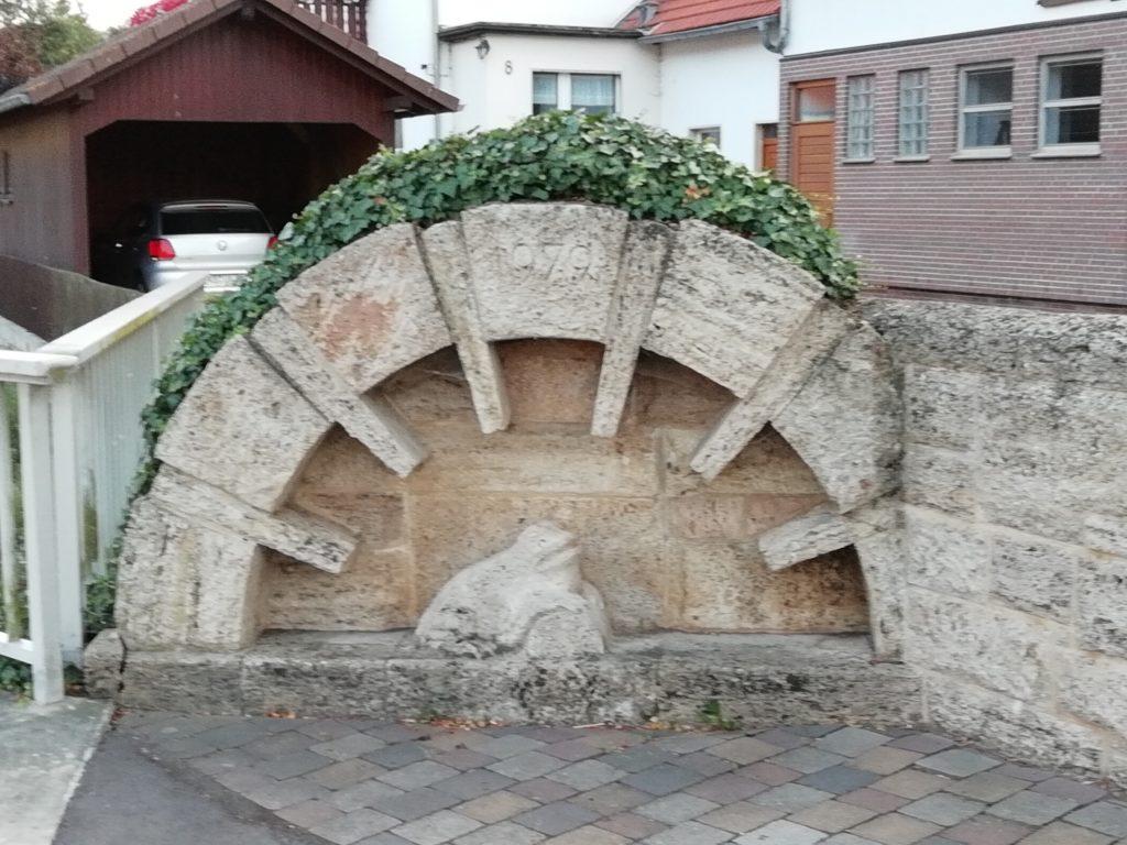 Benkhausen Höpperdenkmal