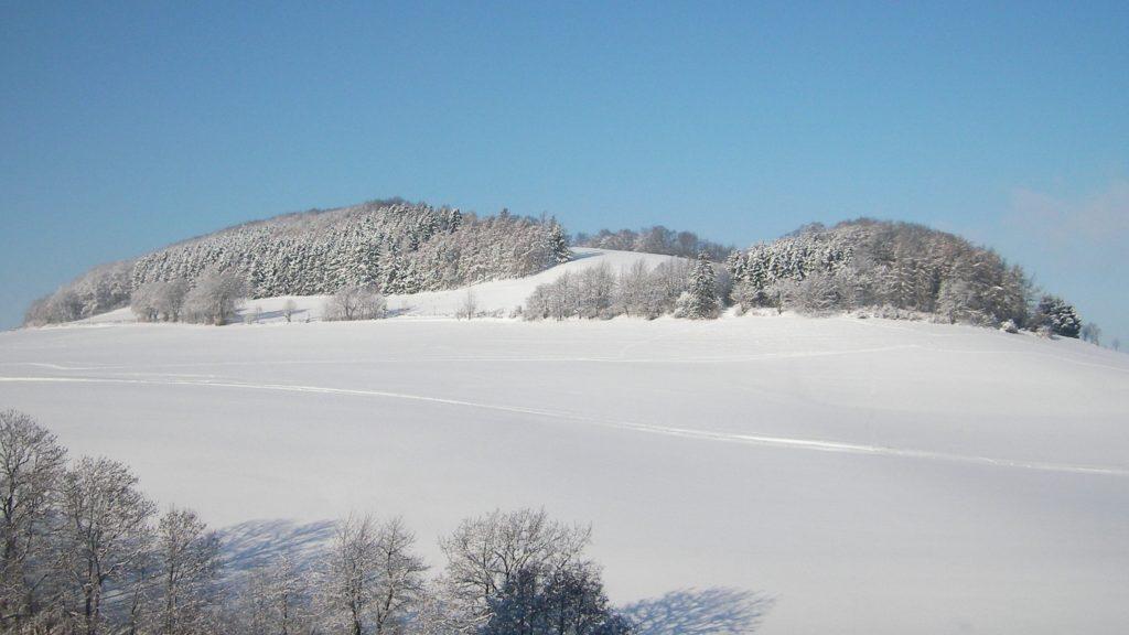 Lehnscheid im Winter