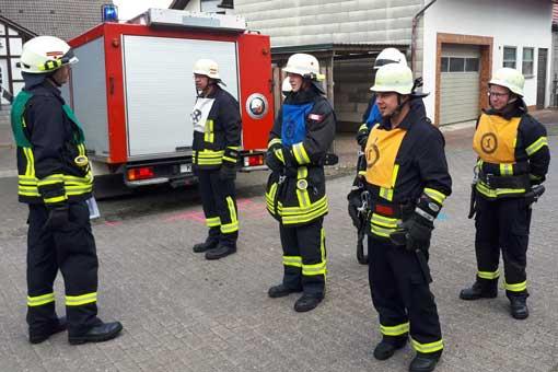 Feuerwehr Diemelsee