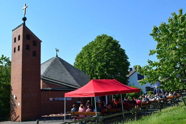 Benkhausen Kirche