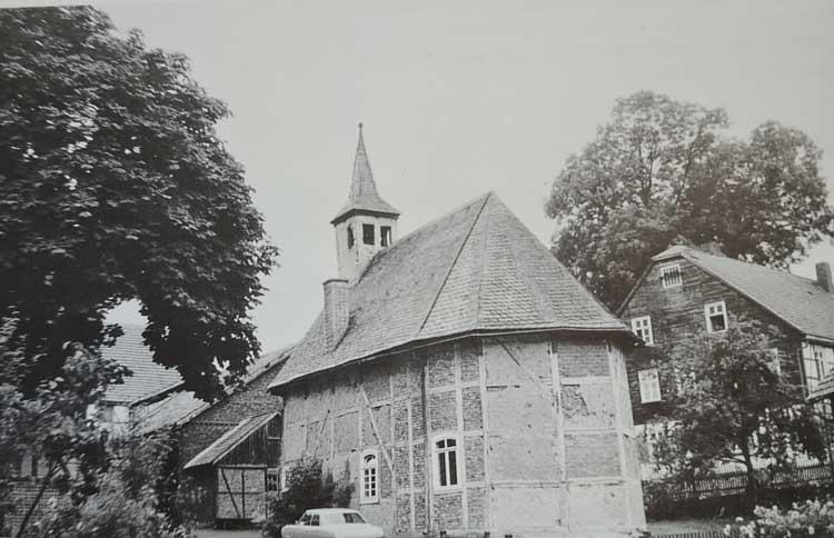 Benkhausen Alte Kirche