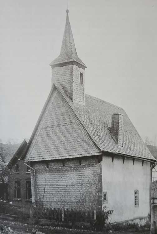 Alte Kirche in Benkhausen